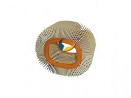 Luftfilter Mahle LX 578