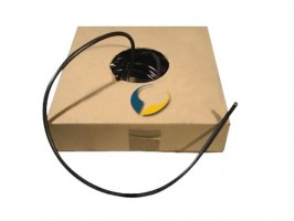 Zündkabel PVC 7.0 schwarz