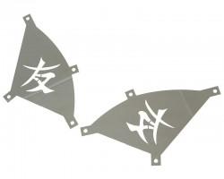 Luftschacht ODF Motorverkleidung für Yamaha Aerox, MBK Nitro