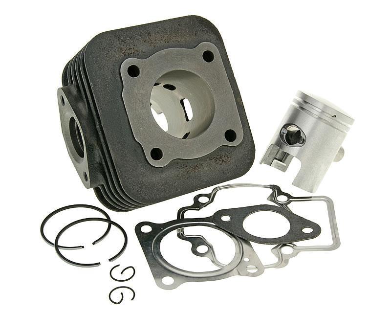 Zylinderkit 50ccm für Piaggio AC