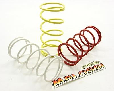 Gegendruckfeder Malossi MHR rot Racing für Minarelli