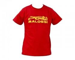 Scooterkay.de T-Shirt Malossi rot Größe L