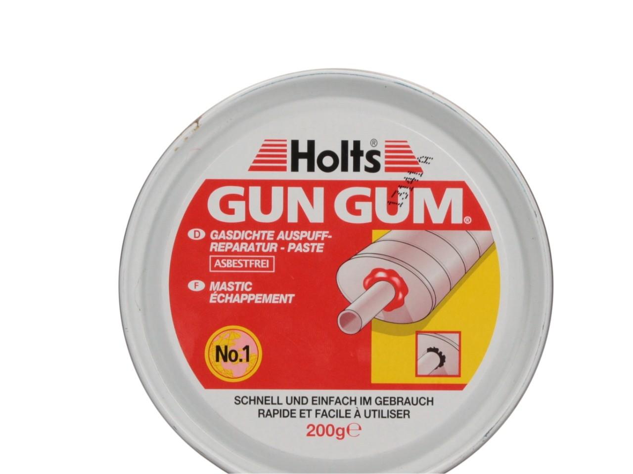 holts gun gum auspuff dichtpaste 200gr werkstattbedarf verbrauchsmaterial chemie service. Black Bedroom Furniture Sets. Home Design Ideas